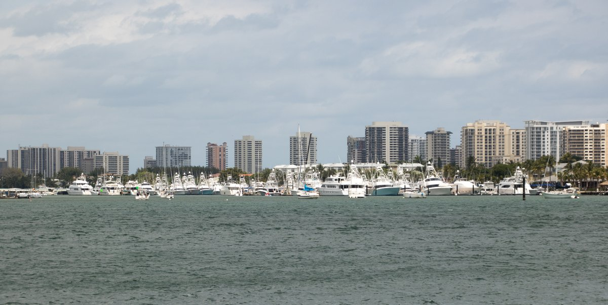 Condos and Power Boats